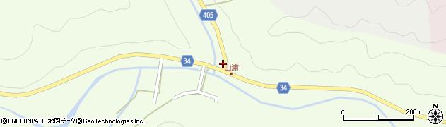 大分県国東市安岐町矢川113周辺の地図