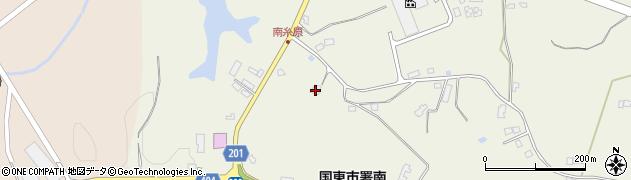 大分県国東市武蔵町糸原3897周辺の地図