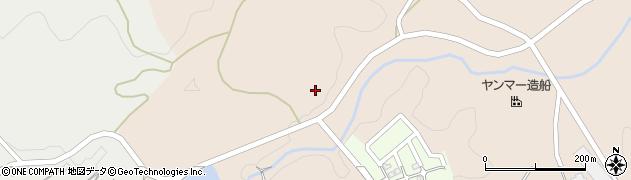 大分県国東市武蔵町小城397周辺の地図