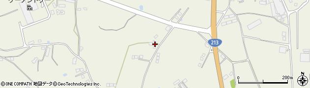 大分県国東市武蔵町糸原3817周辺の地図