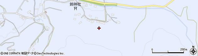 高知県高岡郡佐川町永野兎田周辺の地図