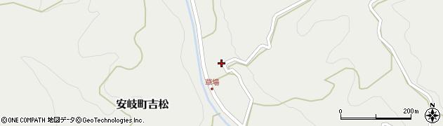 大分県国東市安岐町吉松2631周辺の地図