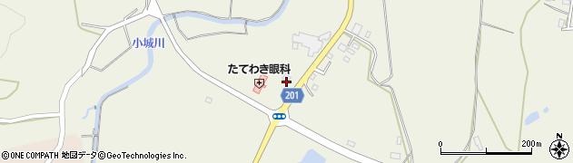 大分県国東市武蔵町糸原2543周辺の地図