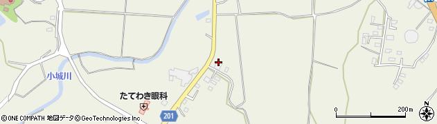 大分県国東市武蔵町糸原2661周辺の地図