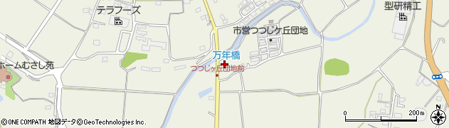 大分県国東市武蔵町糸原2086周辺の地図