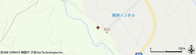 大分県国東市安岐町矢川188周辺の地図