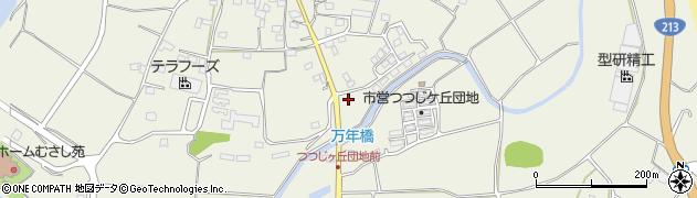 大分県国東市武蔵町糸原1371周辺の地図