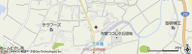 大分県国東市武蔵町糸原1375周辺の地図