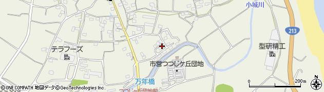大分県国東市武蔵町糸原1601周辺の地図