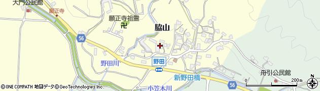 エスビー工業株式会社周辺の地図