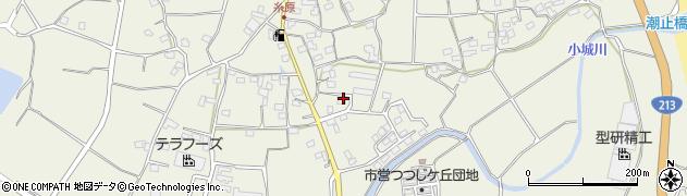 大分県国東市武蔵町糸原1390周辺の地図