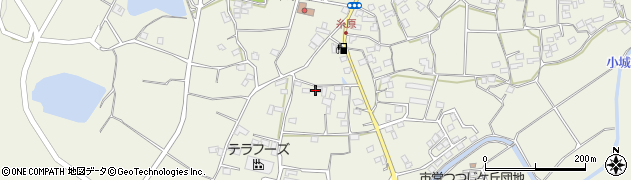 大分県国東市武蔵町糸原1241周辺の地図