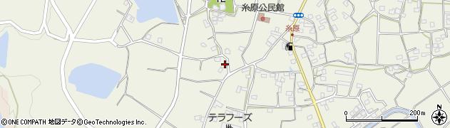 大分県国東市武蔵町糸原1146周辺の地図