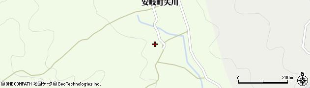 大分県国東市安岐町矢川650周辺の地図