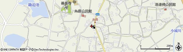 大分県国東市武蔵町糸原1263周辺の地図
