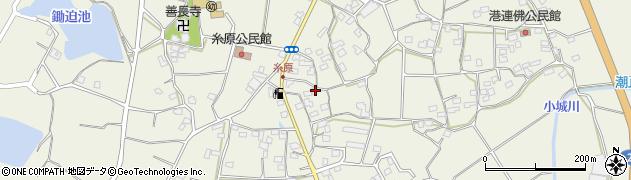 大分県国東市武蔵町糸原1422周辺の地図