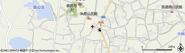 大分県国東市武蔵町糸原479周辺の地図
