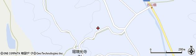 大分県国東市安岐町糸永1168周辺の地図
