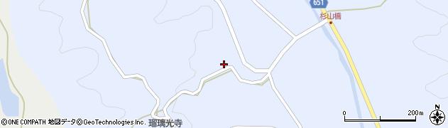 大分県国東市安岐町糸永1170周辺の地図