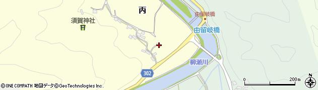 高知県高岡郡佐川町丙65周辺の地図