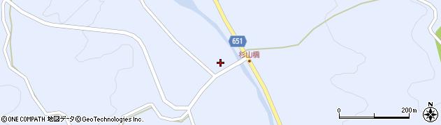 大分県国東市安岐町糸永1256周辺の地図