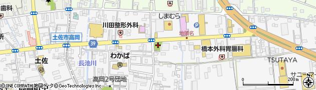 星神社周辺の地図