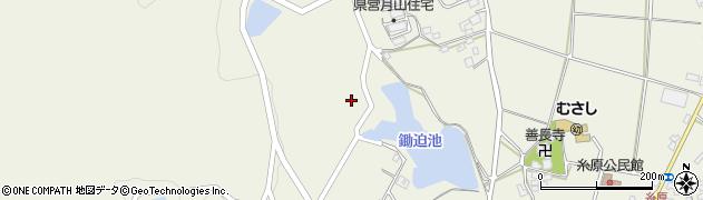 大分県国東市武蔵町糸原921周辺の地図