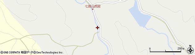 大分県国東市安岐町吉松1027周辺の地図
