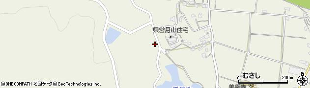 大分県国東市武蔵町糸原854周辺の地図