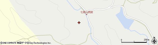 大分県国東市安岐町吉松1074周辺の地図