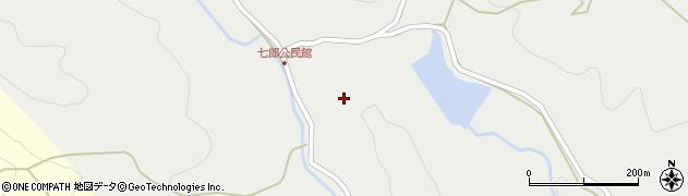 大分県国東市安岐町吉松1007周辺の地図
