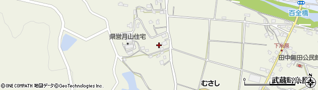 大分県国東市武蔵町糸原666周辺の地図