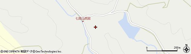大分県国東市安岐町吉松1005周辺の地図