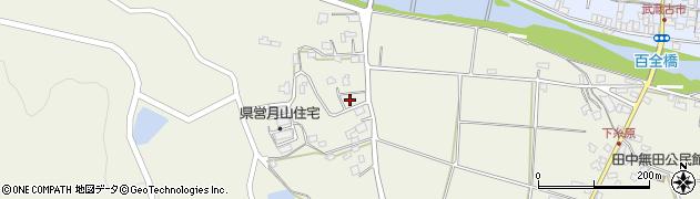 大分県国東市武蔵町糸原657周辺の地図