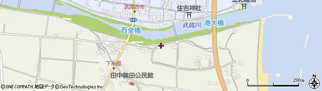 大分県国東市武蔵町糸原156周辺の地図