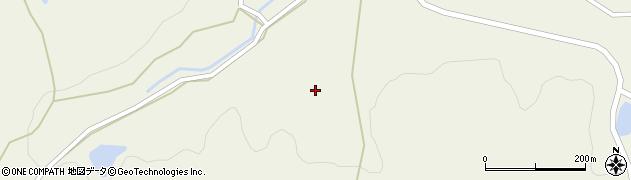 大分県国東市武蔵町三井寺当官周辺の地図