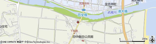 大分県国東市武蔵町糸原218周辺の地図