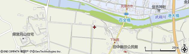 大分県国東市武蔵町糸原315周辺の地図