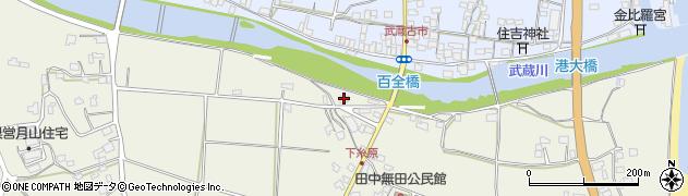 大分県国東市武蔵町糸原232周辺の地図
