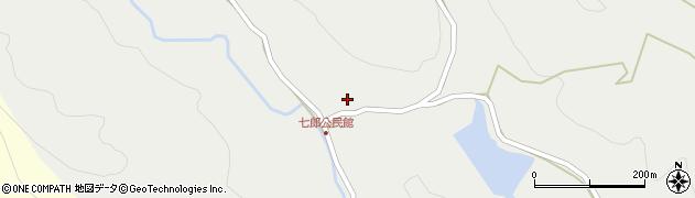 大分県国東市安岐町吉松1385周辺の地図