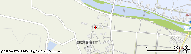 大分県国東市武蔵町糸原643周辺の地図