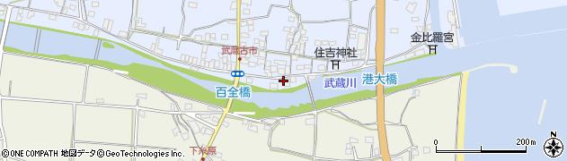 大分県国東市武蔵町古市567周辺の地図