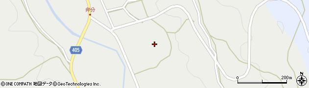 大分県国東市安岐町朝来2851周辺の地図