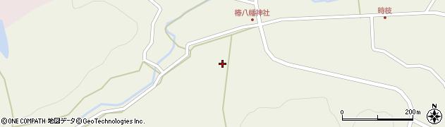 大分県国東市武蔵町三井寺636周辺の地図