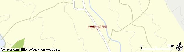 大分県国東市安岐町油留木2283周辺の地図