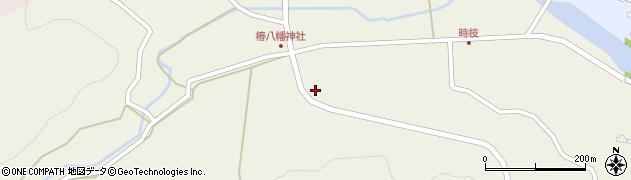 大分県国東市武蔵町三井寺863周辺の地図