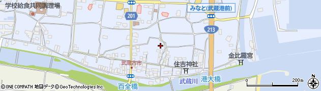 大分県国東市武蔵町古市480周辺の地図