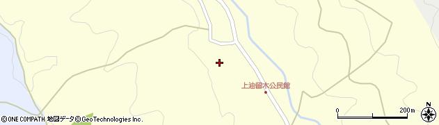 大分県国東市安岐町油留木2318周辺の地図