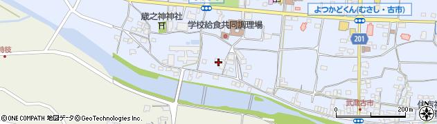 大分県国東市武蔵町古市684周辺の地図