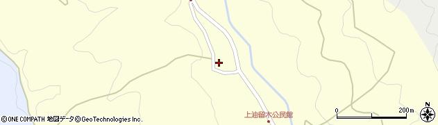 大分県国東市安岐町油留木2418周辺の地図